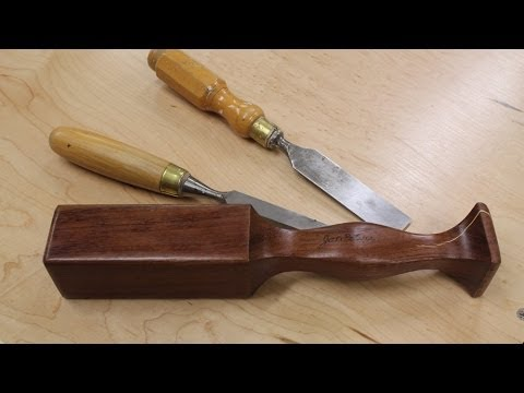 Make a small Carving Mallet