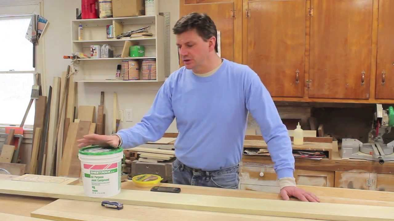 Q and A  on last weeks beadboard molding project.