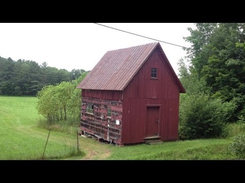 This old barn could be the perfect tiny house