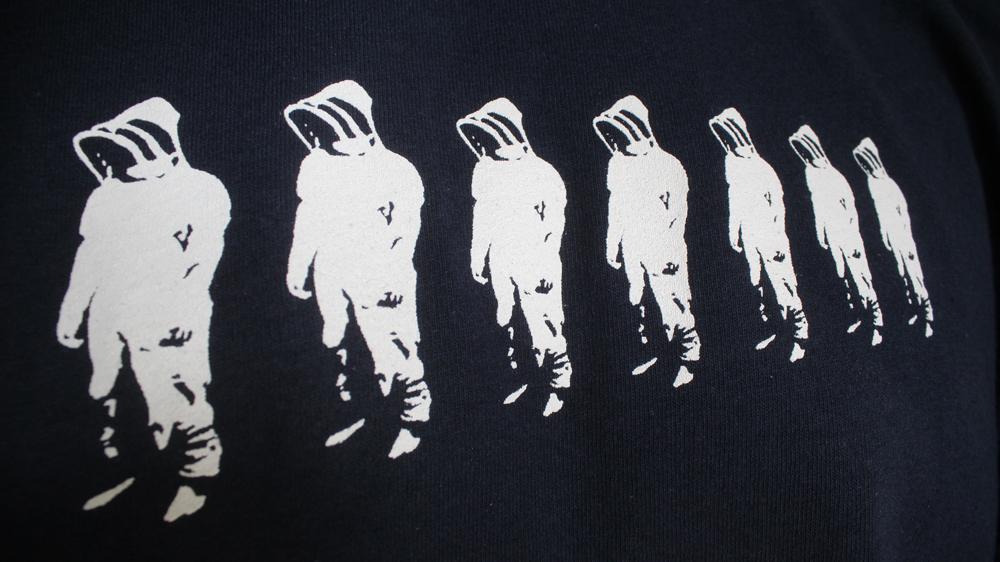 "Giveaway:  ""Cosmic Beekeeper"" T Shirt"