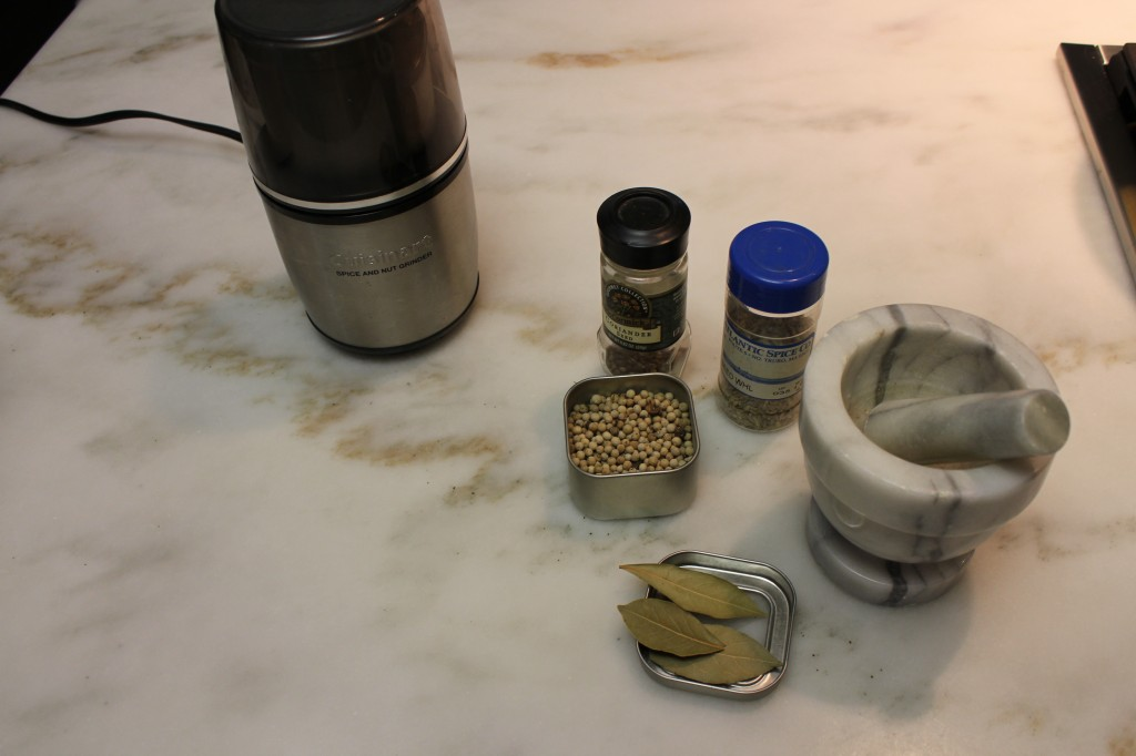 Secret Spice Blend