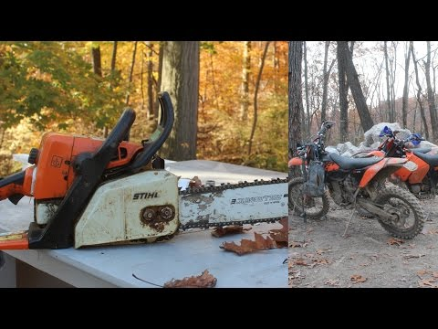 Tools, you get what you pay for + Motocross Camping Trip