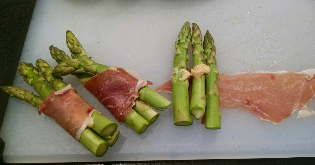 Recipe Thursdays: Prosciutto Wrapped Asparagus Recipe & Video
