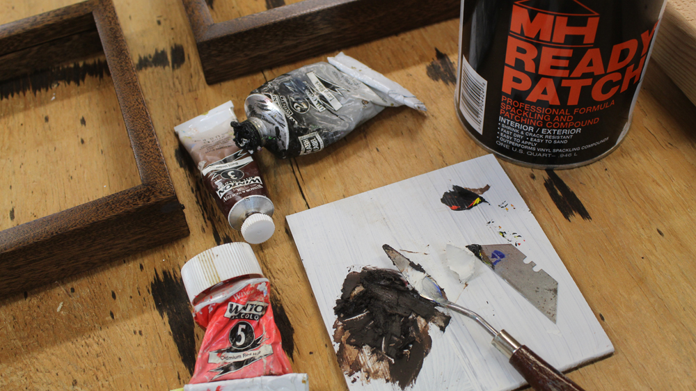 how to make burnt umber color