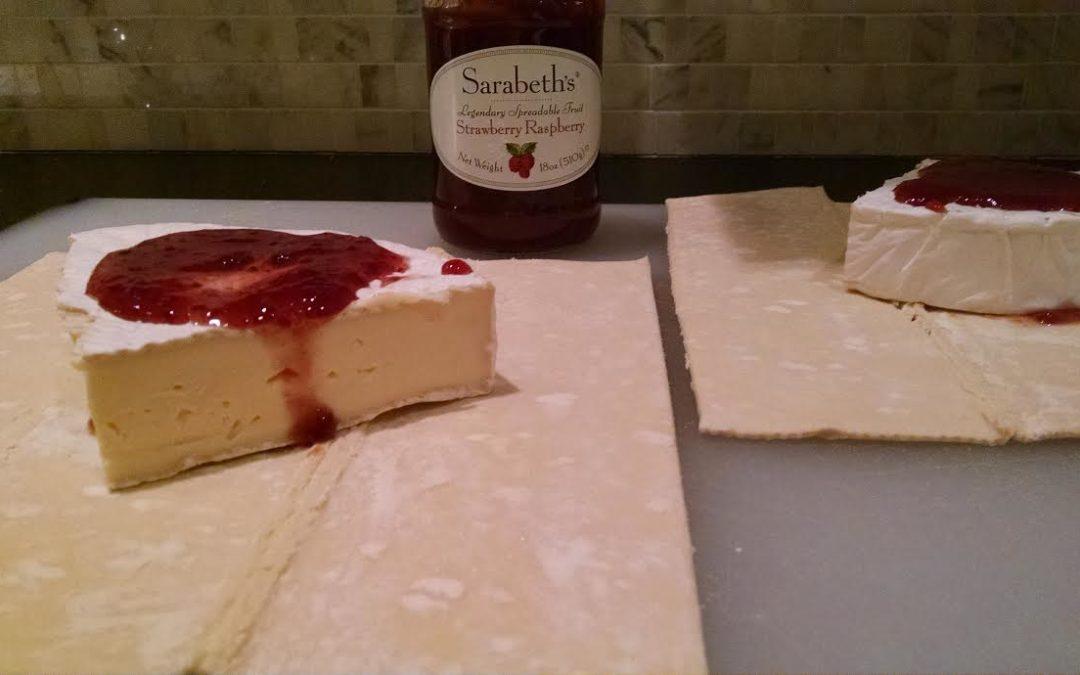 Recipe Thursdays –  Baked Brie Appetizer