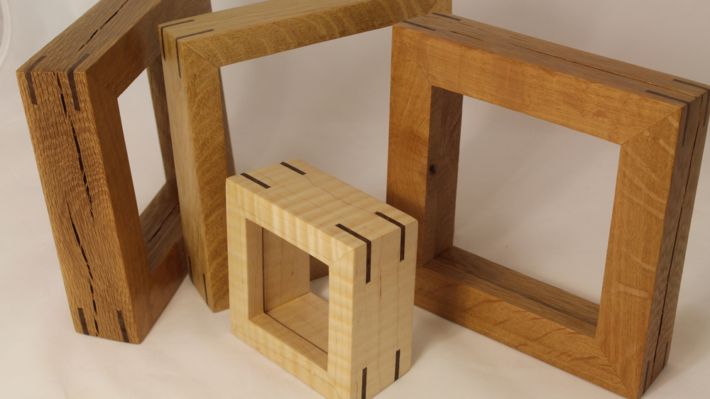 Make a Spline Jig & than a Spline Frame