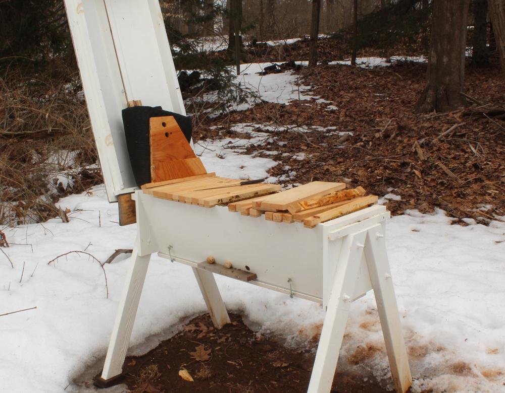 Winter Beehive Update