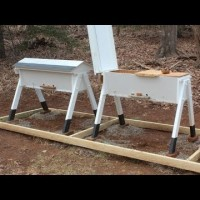 Build a Top Bar Beehive part 2