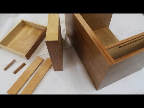 Bedside Table / Nightstand – The Finishing Steps