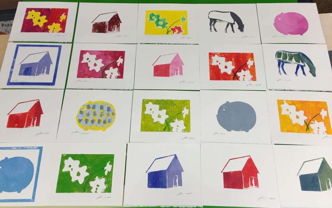 "Photo of the Week – 11/4/15 – New ""Barnyard Series"" Prints"