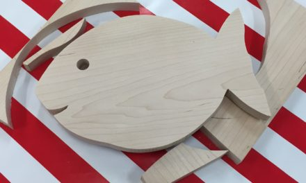 Last Minute Christmas Gift – Woodworking with the Band Saw