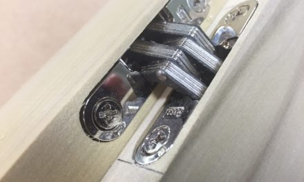 SOSS Invisible Hinges – Easy to Use and Looks Great
