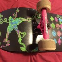 Rachel Moskal Skateboard
