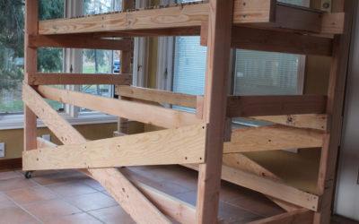 Build a Small Scaffold –  Design Plans