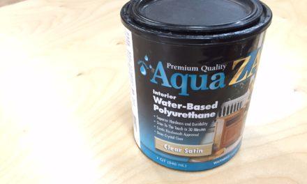 2 x 4 Scaffold Q & A + When I use Water Based Polyurethane