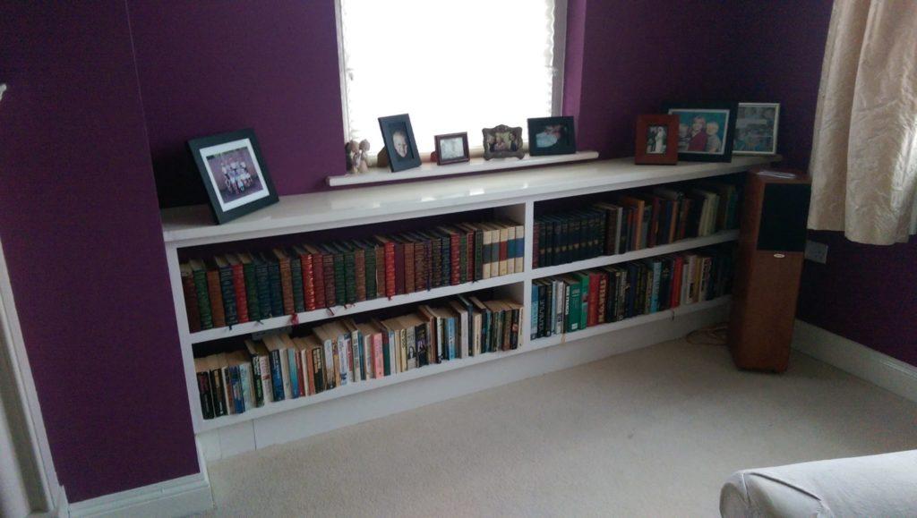 RHS bookcase