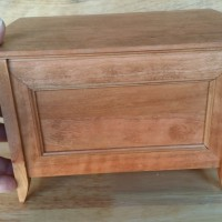 Toy Chest (quarter scale)