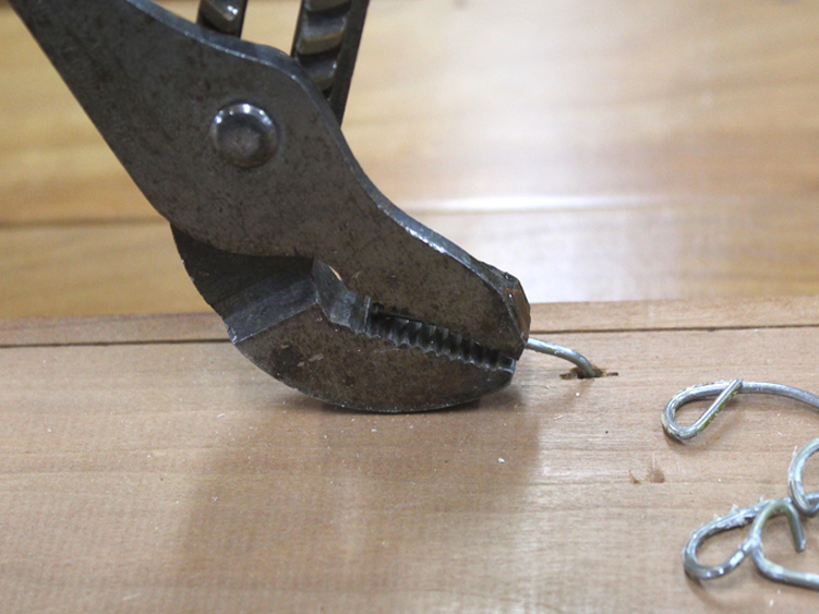 How to Remove Finish Nails from Wood Trim – Tools & Tips