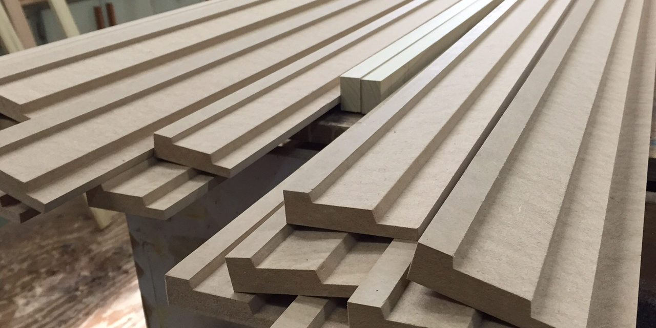 When Not to use MDF for Trim / Molding- Quick Tip