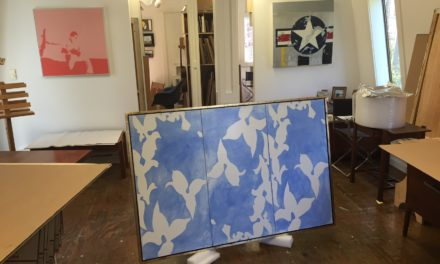 How I Sell My Artwork – Digital Installation