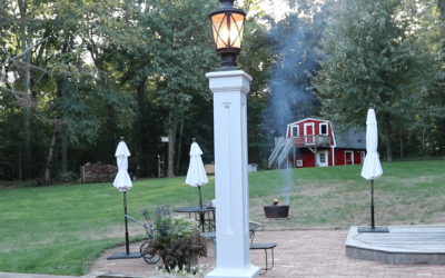 How To Build a Lamp Post