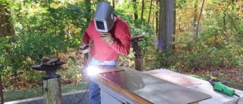 table-welding