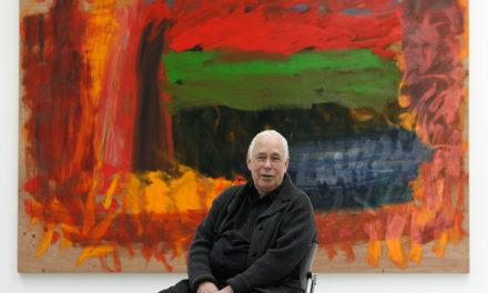 "Famous British ""Colorist"" Howard Hodgkin: 1932-2017"