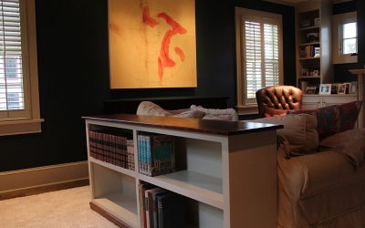 Sofa Table Bookcase – Free Design Plans