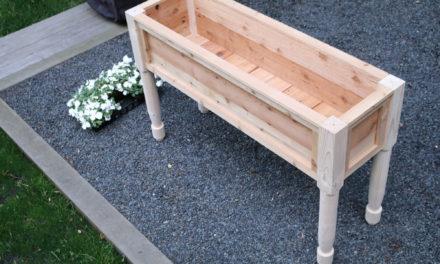 Flower Box Planter -Design Plans