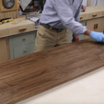 Peel & Stick Veneer – How to Use Pressure Sensitive Veneer