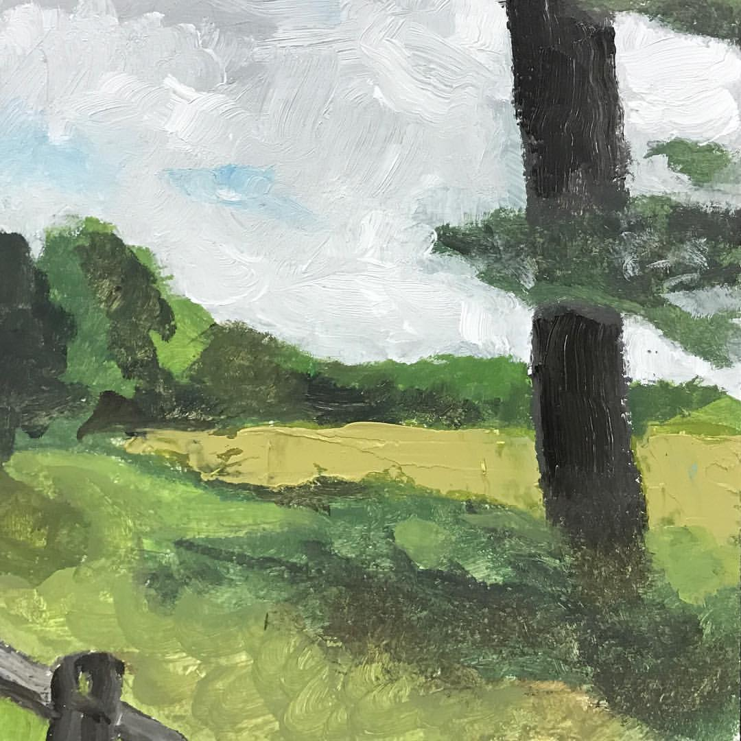 Painting Lesson –  Tips on Mixing Color