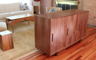 Build a Modern Cabinet – FREE DESIGN PLANS