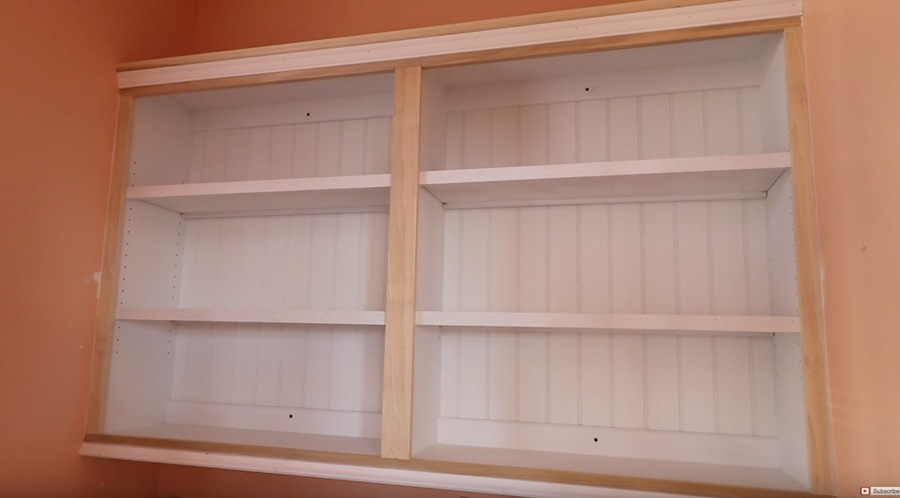 Building a pantry cabinet project design
