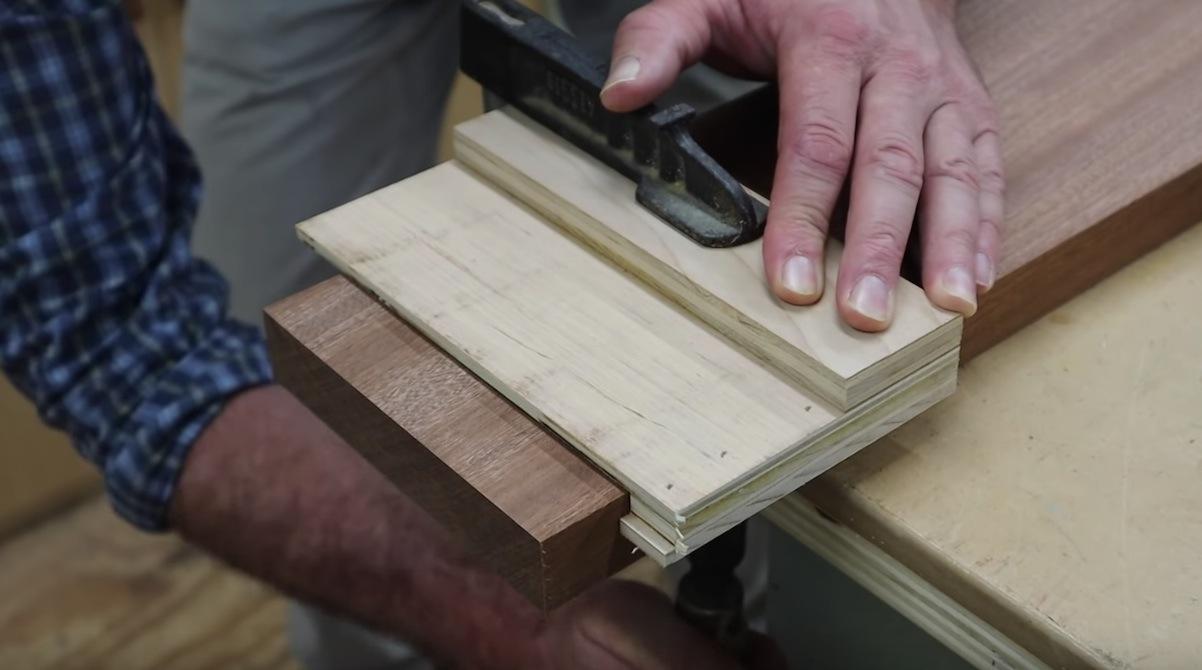 Make a Simple Tenon Jig