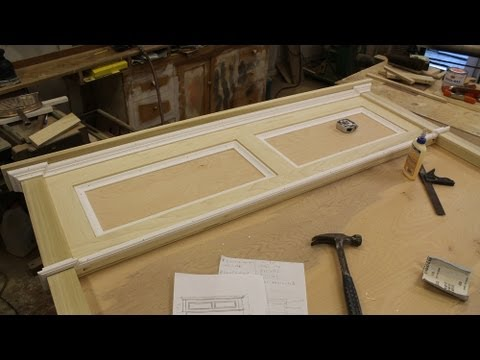 Build a headboard – Design Plans