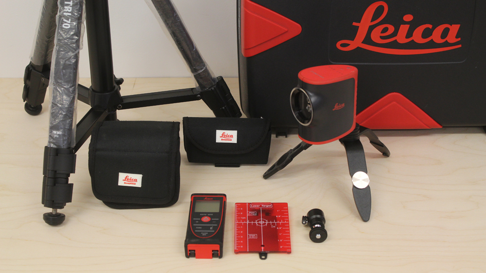 Tool review, Leica Lino L2 + 10 things every woodworker can use.