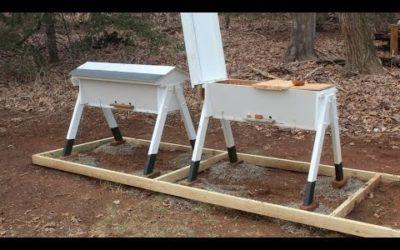 Build a Top Bar Beehive – Part 2