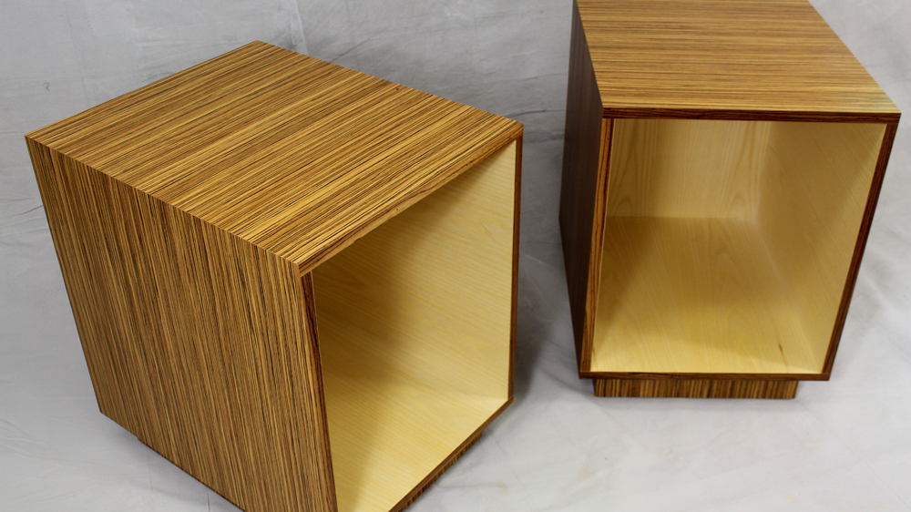 How To Build Modern End Tables – Design Plans