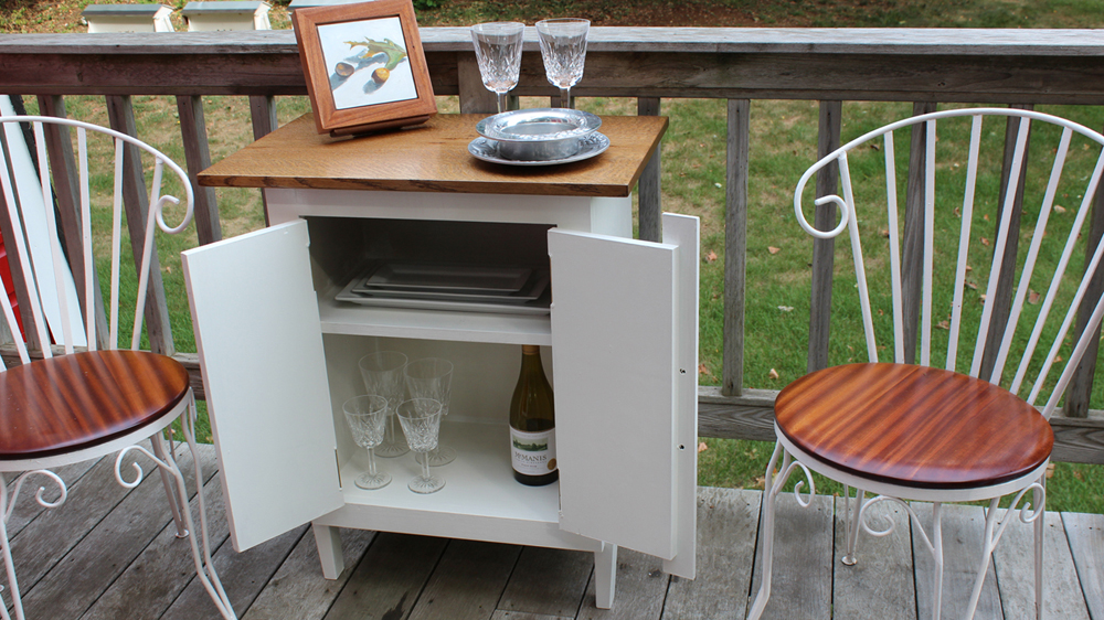 Super Build A Small Outdoor Cabinet W Design Plans Jon Peters Best Image Libraries Thycampuscom