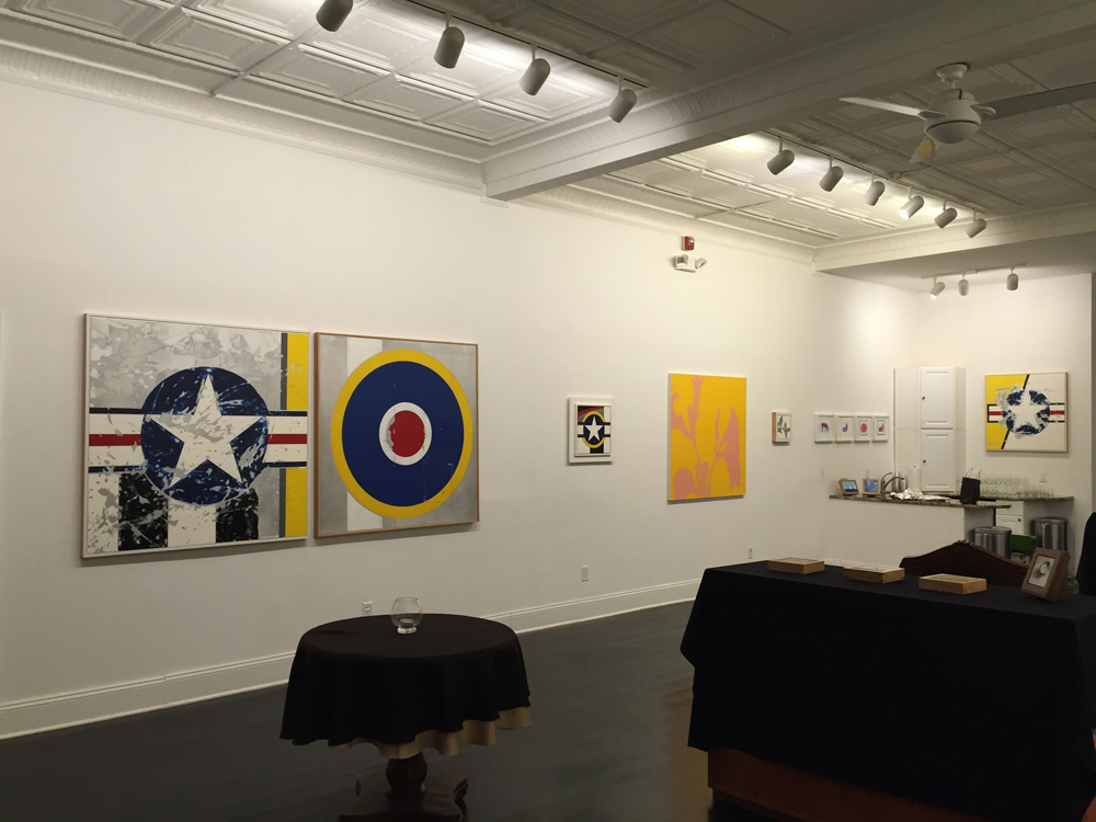 The Big Head Painting and Pop Up Show Update