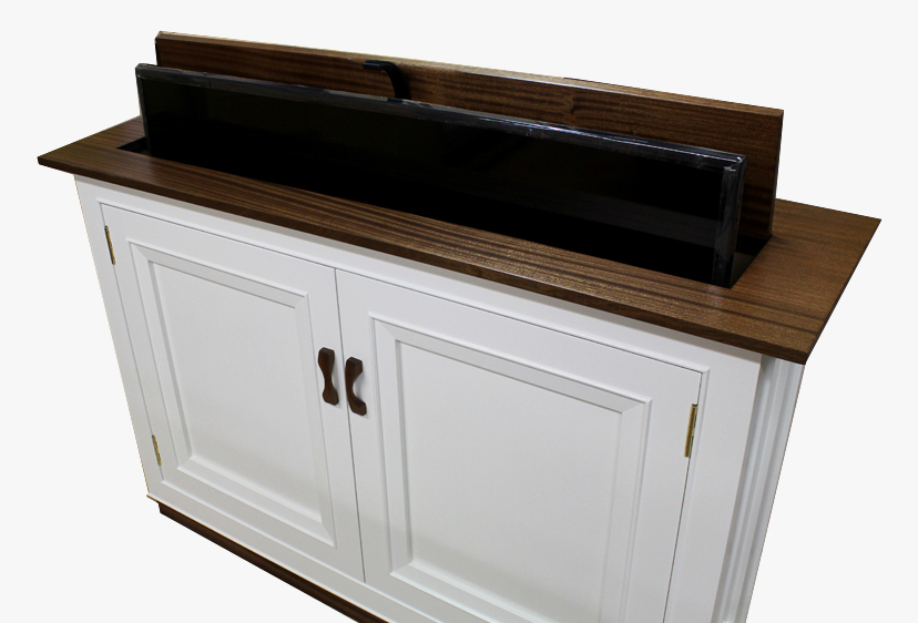 How To Build A TV Lift Cabinet – Part 2, Making the Top