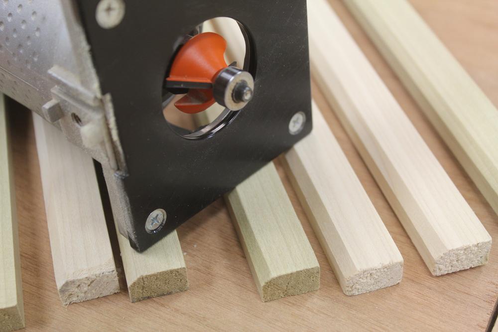How to Make & Install Custom Shoe Molding