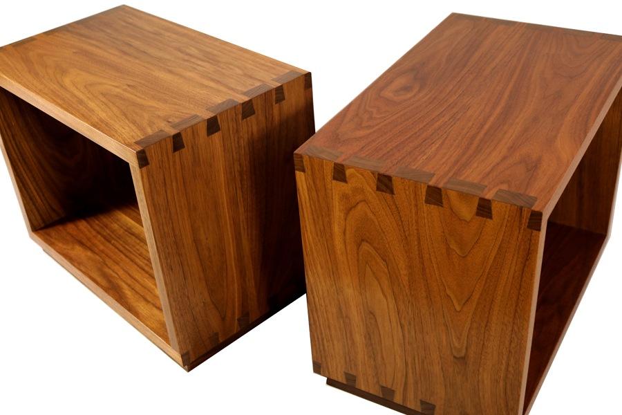 Black Walnut Tables – A Fine  Furniture Build