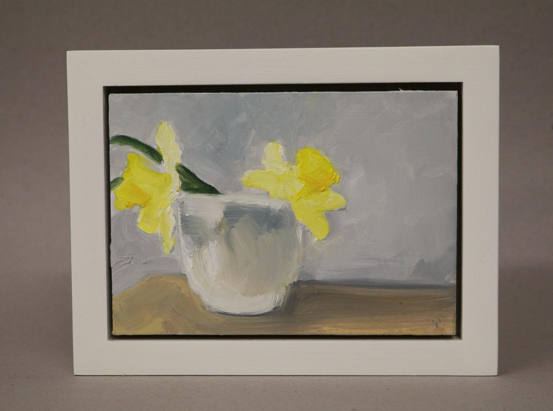 Painting Daffodils –  4/18/2017