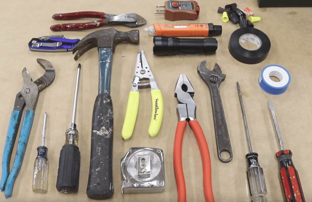 Electrician Tool Box – Tool Suggestions