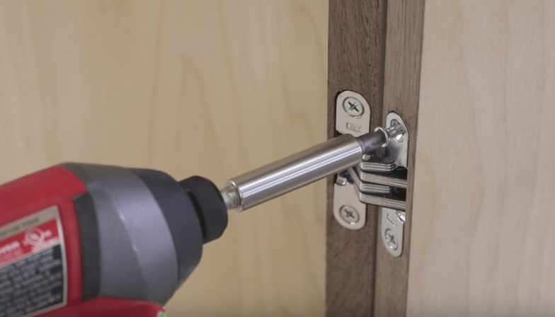 How To Hang Cabinet Doors With The Soss Invisible Hinge