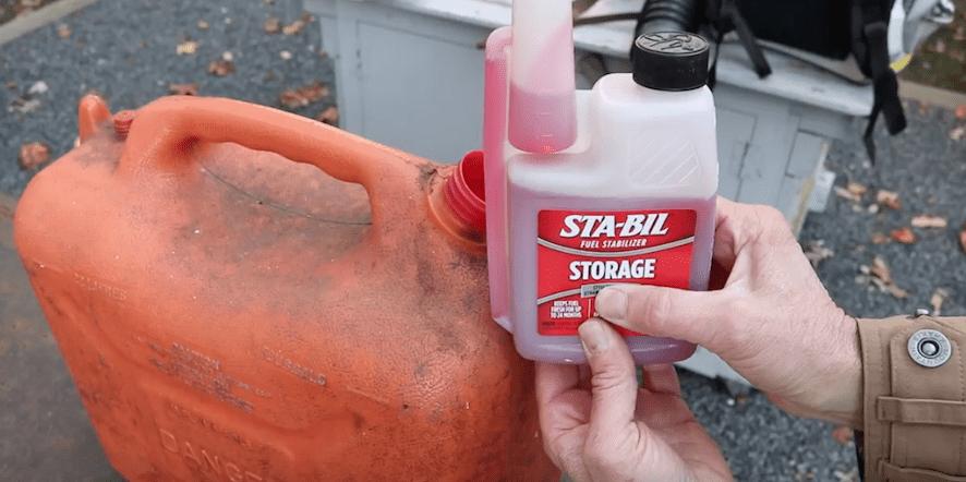 Small Engine Storage Tips