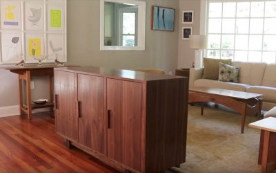 Mid-Century Modern Cabinet – Free Design Plans