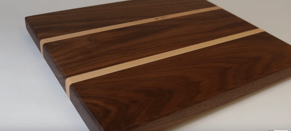 Making a Cutting Board / How-To