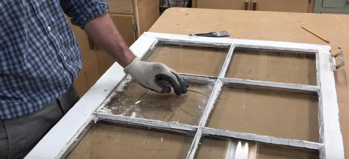 Window Glazing — How to Repair and Glaze a Broken Window